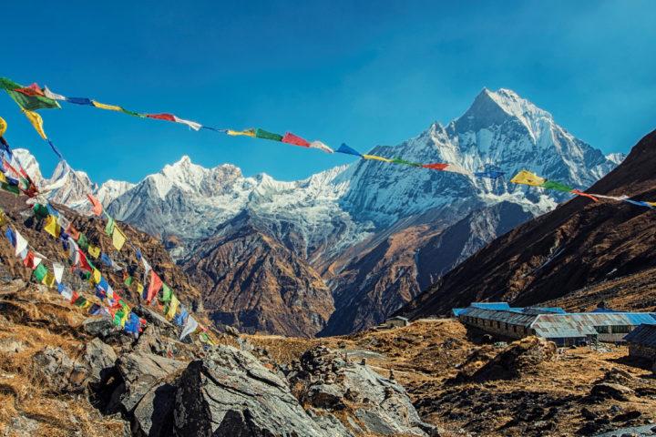 Annapurna Base Camp - tour bkgrd