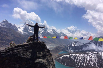 Cho La Pass and Gokyo Lakes